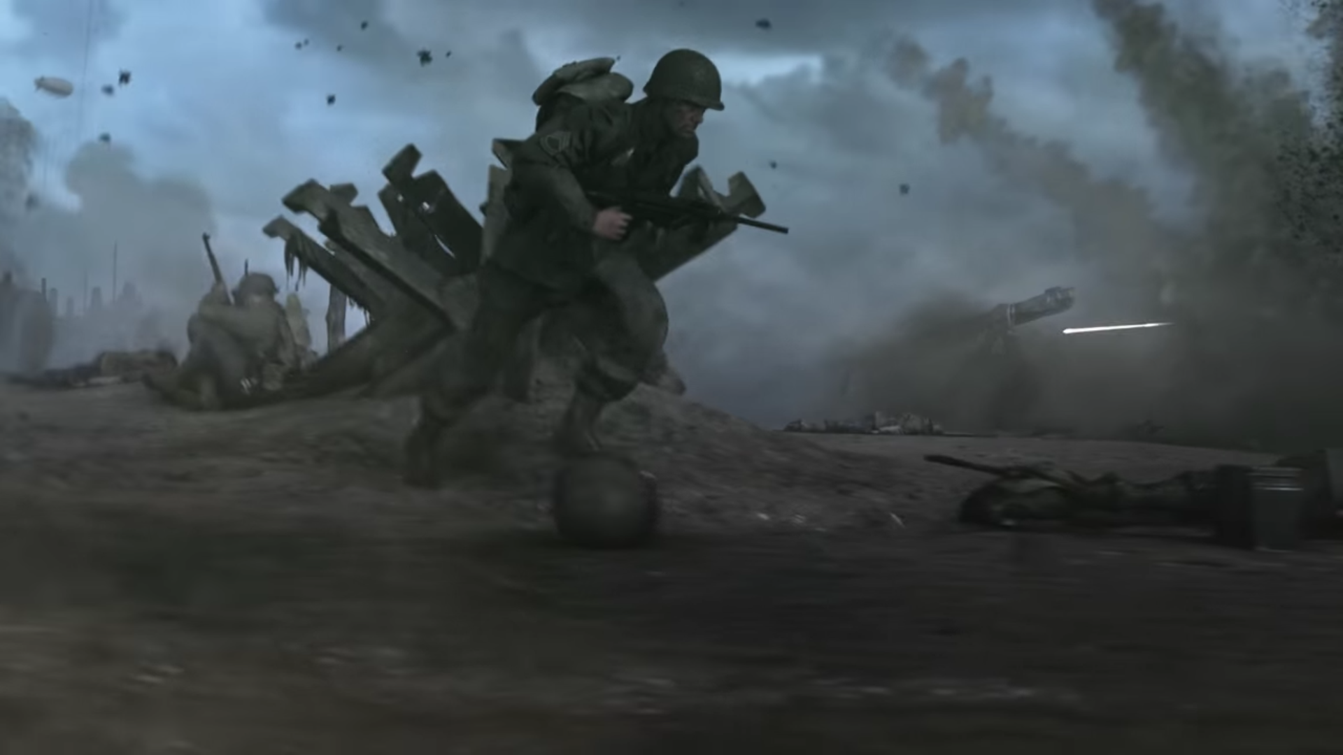 Call Of Duty Wwii Takes Back The Holiday Makes 500m In First 3 Days