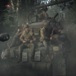 Call Of Duty WWII Streamer Hits Max Level Using Only Knives