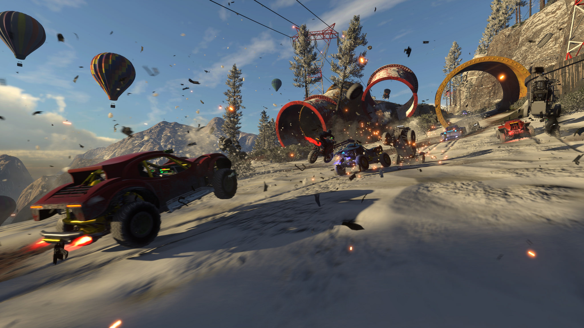 New Xbox One Racing Game : Onrush is a brand new action racing game by codemasters