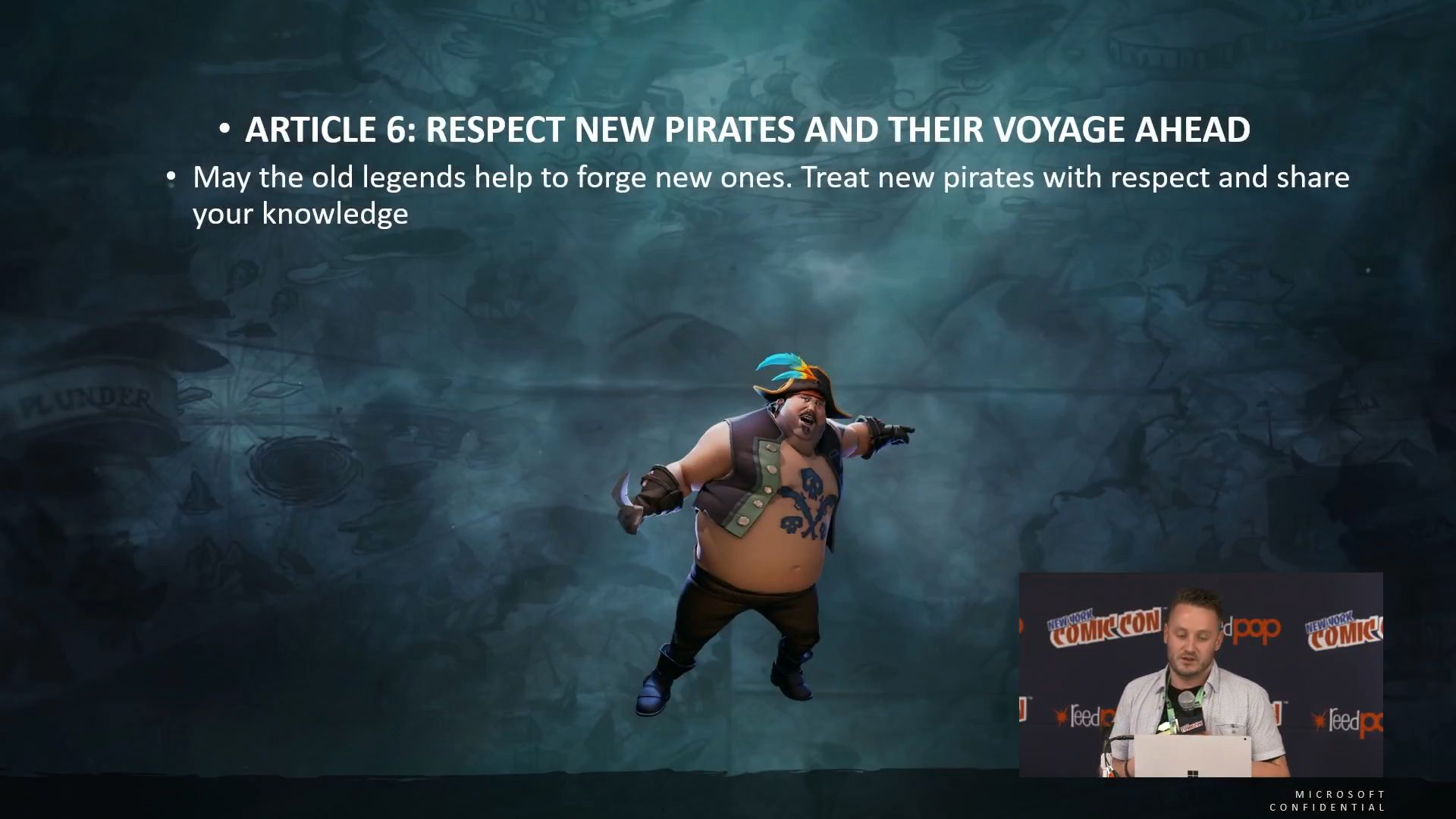 Sea of Thieves New Video Shares Details On Game's ...