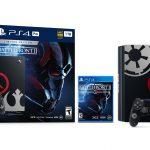 Star Wars Battlefront 2 New PS4 Bundles Revealed