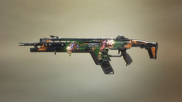 titanfall 2 weapons