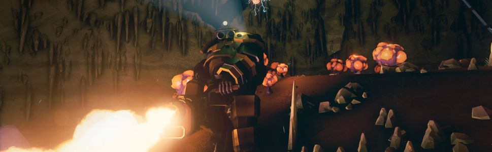 Deep Rock Galactic Tech Interview: Xbox One X's Biggest Strength Is In Its GPU
