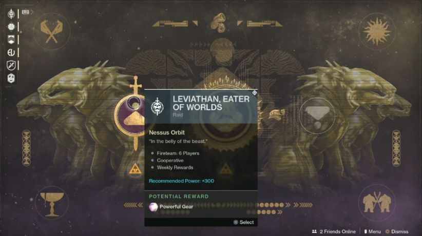 Destiny 2 Curse of Osiris_raid lair