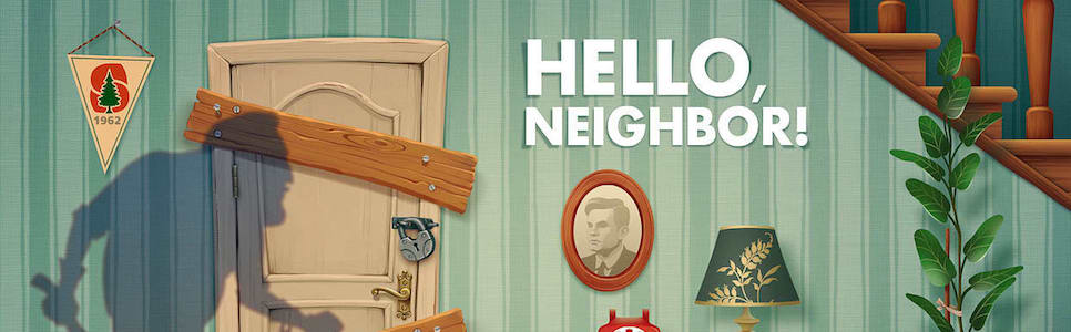 Hello Neighbor Review – Rear View Debacle