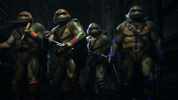 Injustice 2_Teenage Mutant Ninja Turtles