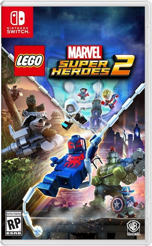 Lego Marvel Super Heroes 2 Wiki Everything You Need To Know About