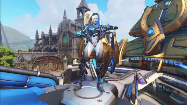 Overwatch's Blizzard World, Over 100 New Cosmetics Now Live