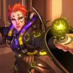 Overwatch's Moira Now Available in Competitive Play