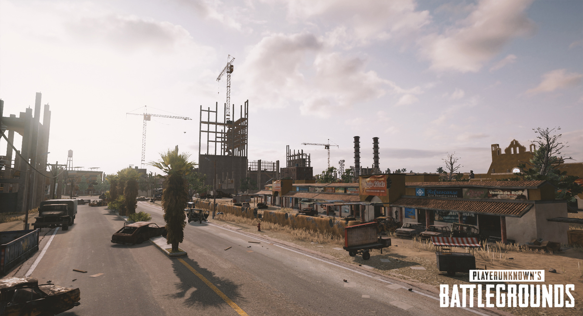 PlayerUnknown\'s Battlegrounds Xbox One Update Addresses Framerate ...