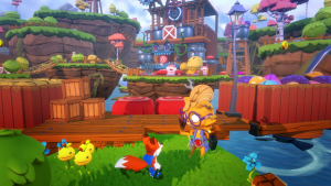 Super Lucky's Tale Review – Fox on the Run