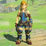 Xenoblade Chronicles 2 Side Quest Now Available in Zelda: Breath of the Wild