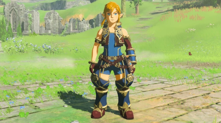 The Legend of Zelda Breath of the Wild_Xenoblade Chronicles 2_1