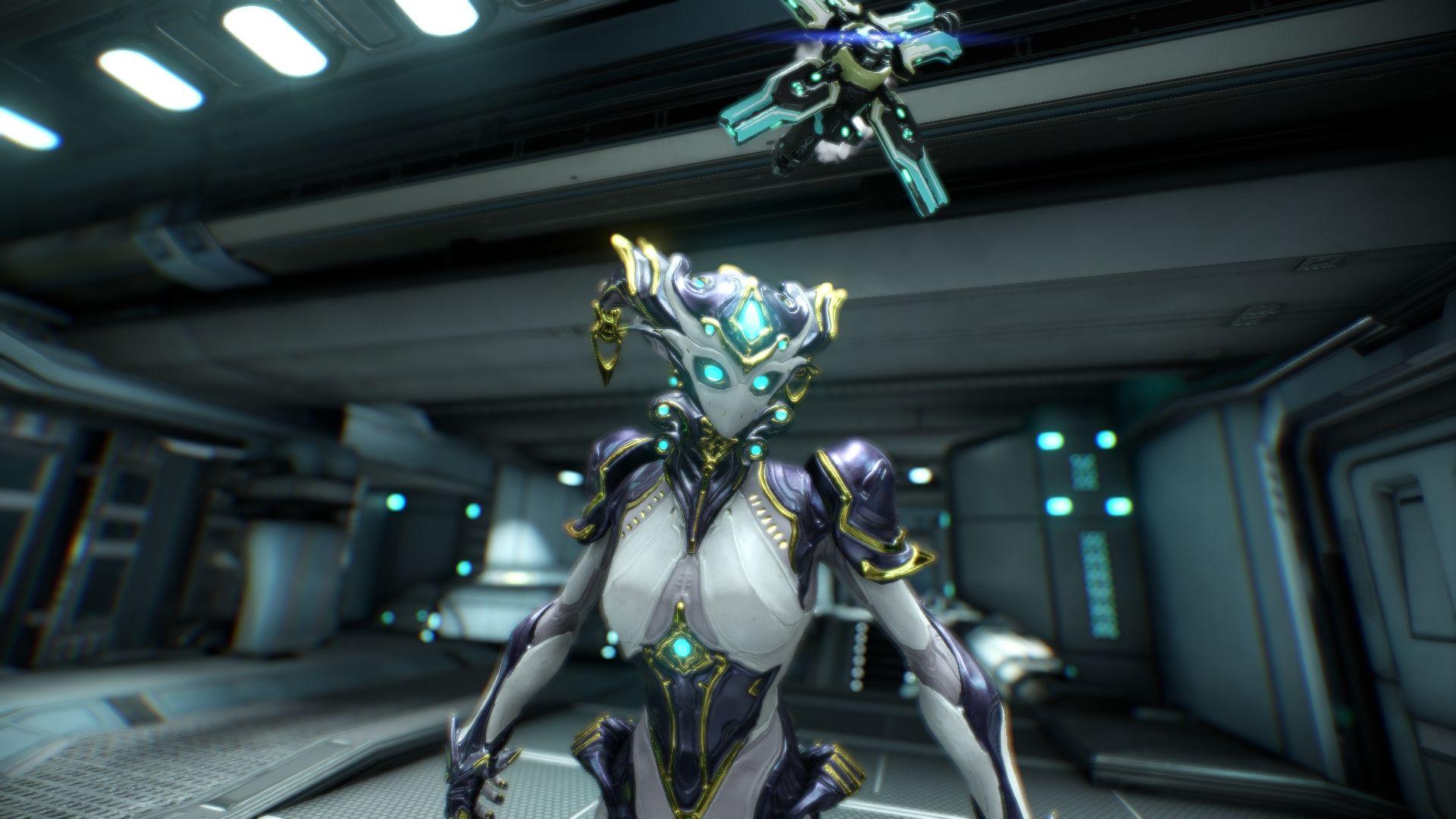 Warframe Mirage Prime