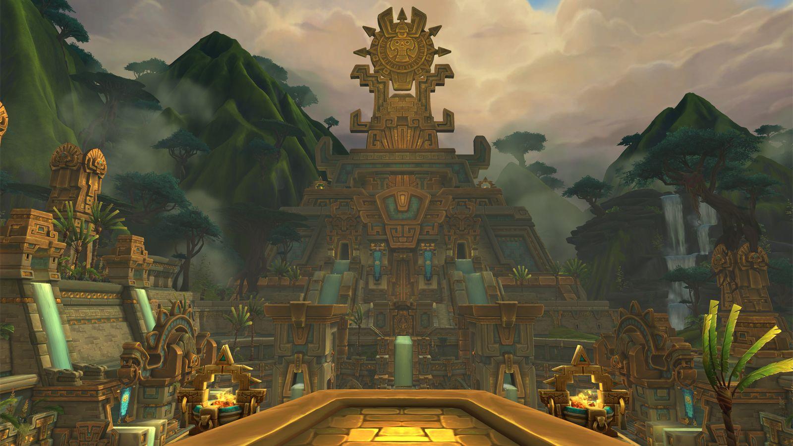 World of Warcraft Battle of Azeroth
