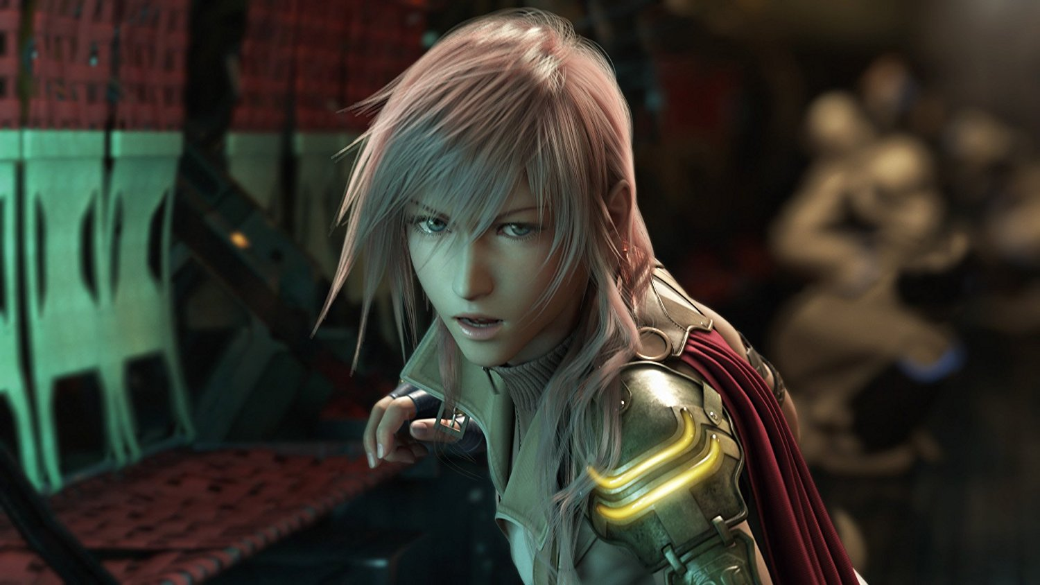 Final Fantasy 13 On Xbox One X Has Two Graphical Modes, Can