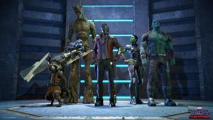 Marvel's Guardians of the Galaxy: The Telltale Series Season One Review – Hooked on a Feeling
