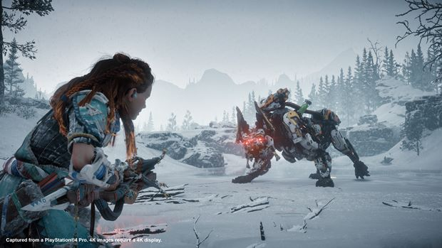 horizon zero dawn the frozen wildlands