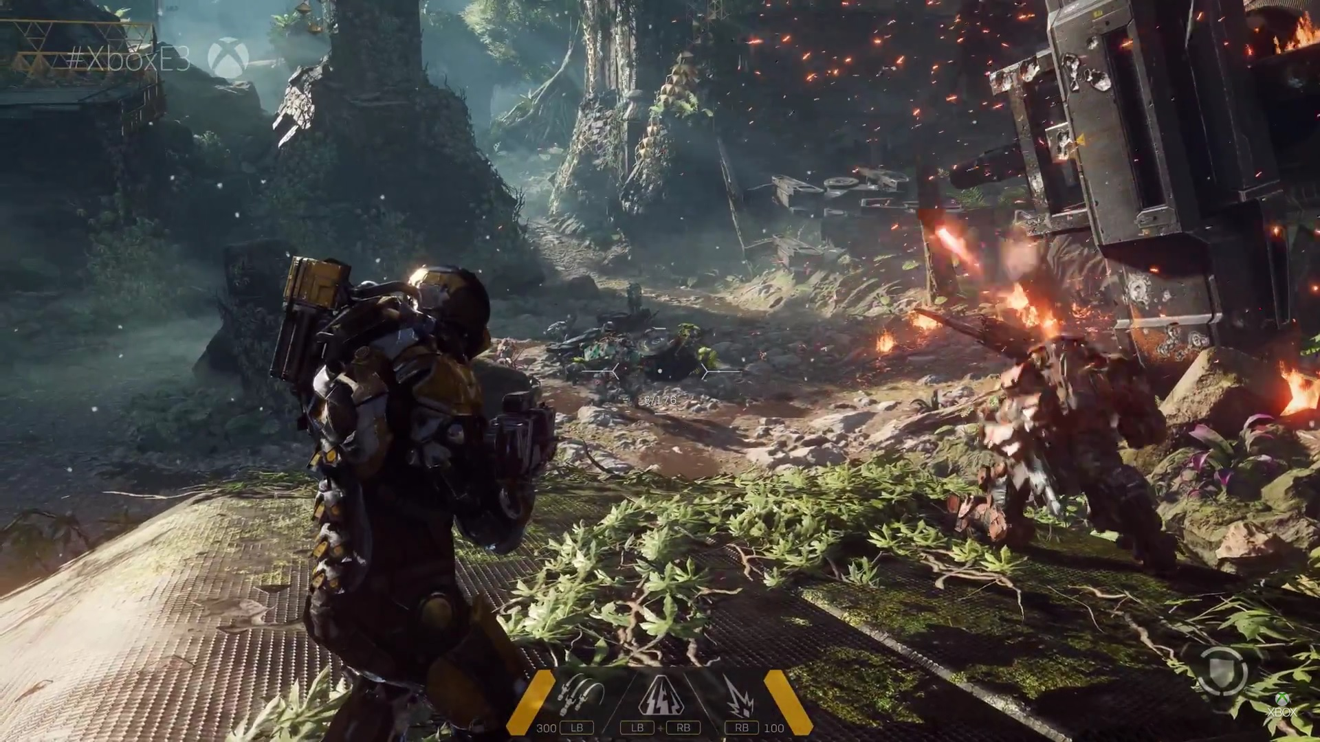 Anthem Devs Answer Questions About Wide Screen Support