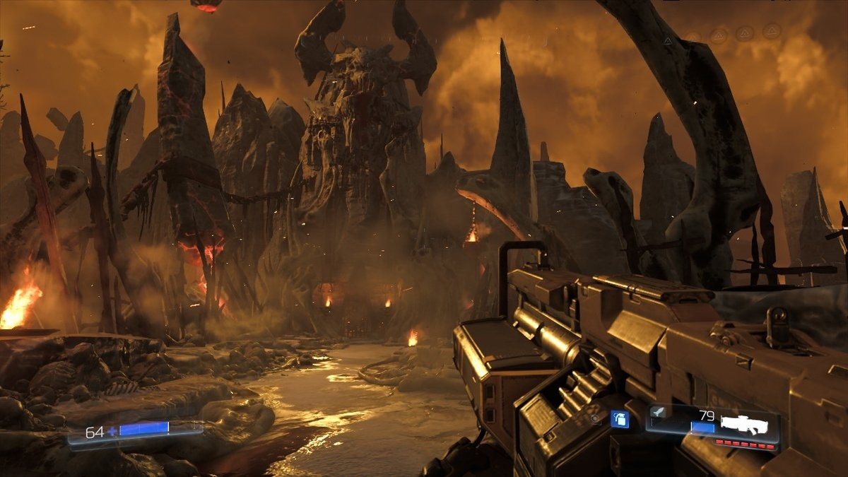 DOOM Nintendo Switch New Update Adds Motion Controls to the Game