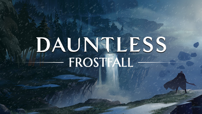 Dauntless Frostfall