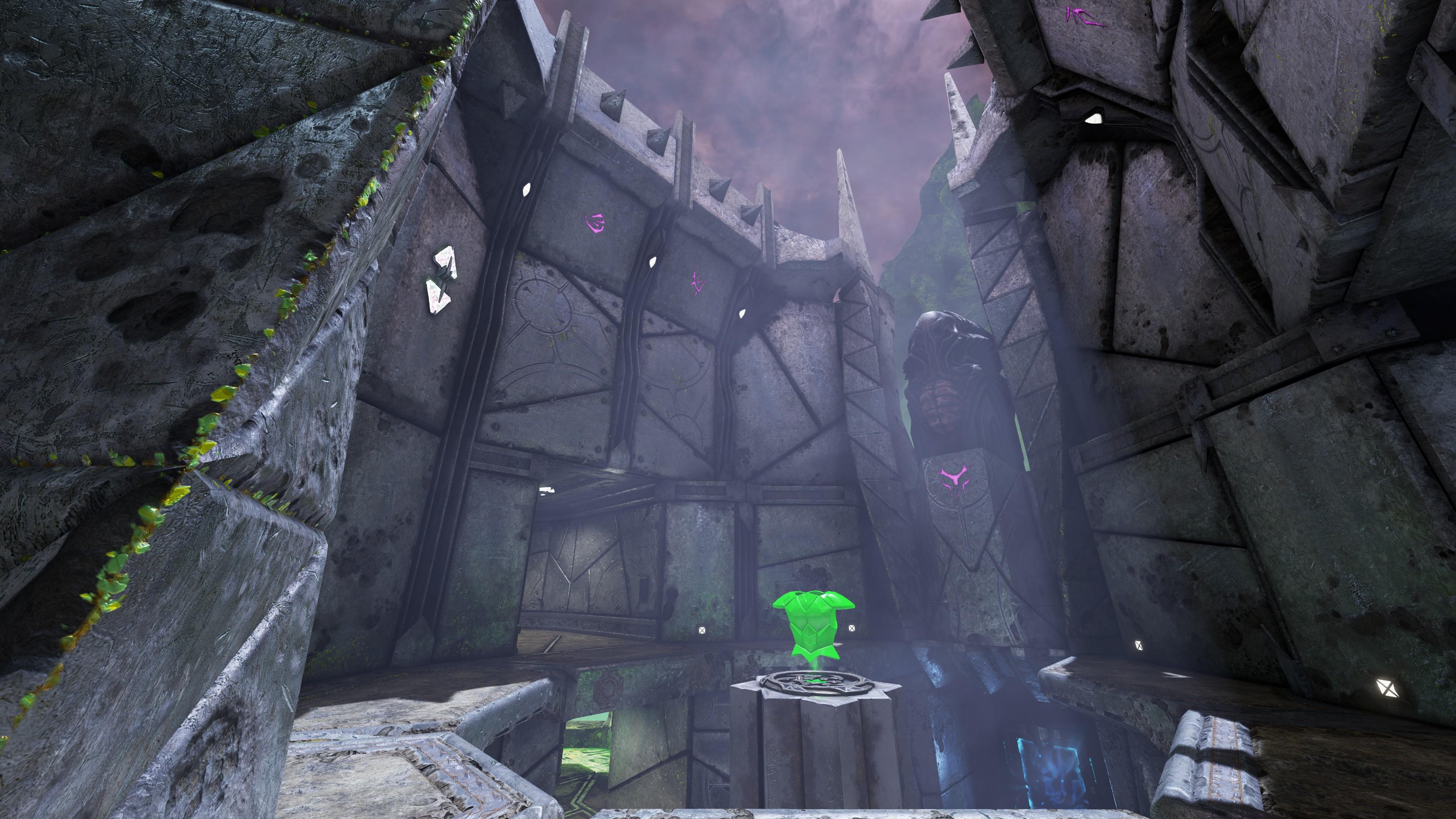 Quake Champions Vale of Pnath