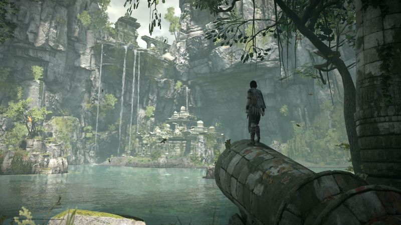 Shadow of the Colossus PS4 (1)
