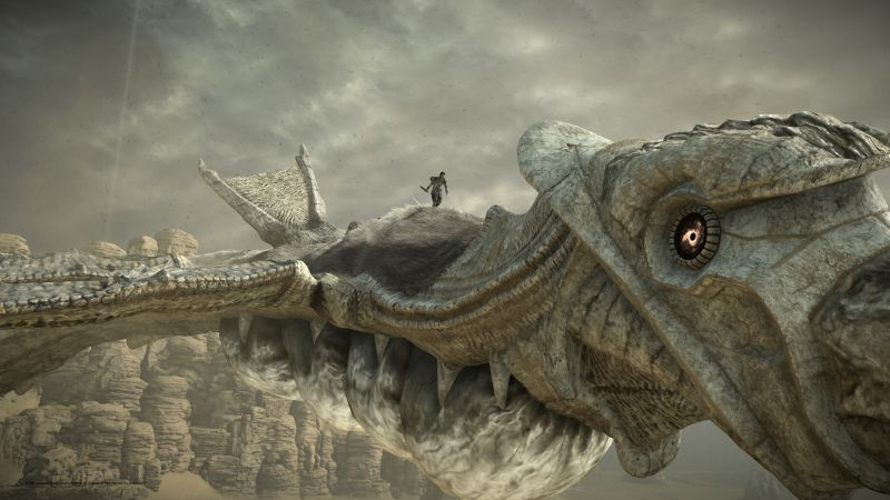 Shadow Of The Colossus Ps4 Wiki Everything You Need To