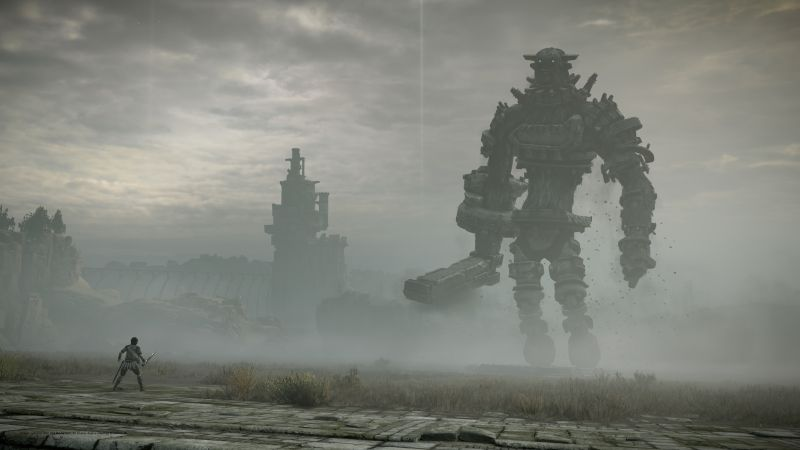 Shadow of the Colossus PS4 (4)