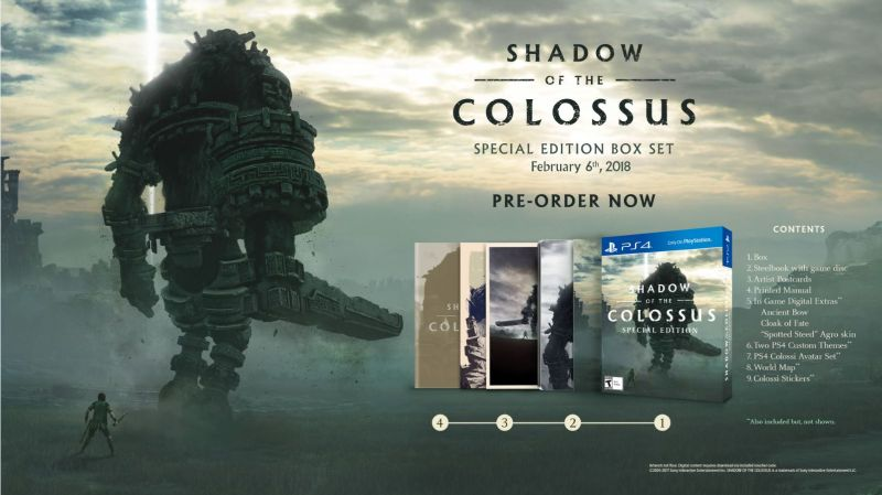 Shadow of the Colossus PS4 (6)
