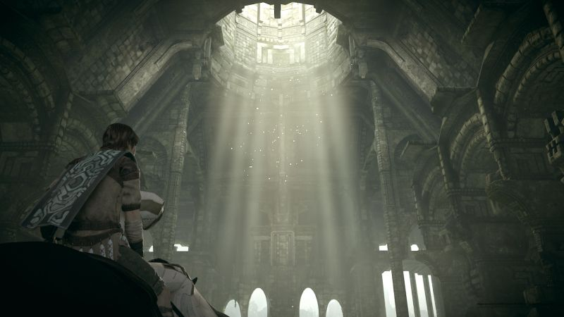 Shadow of the Colossus PS4 (7)