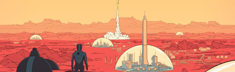 Surviving Mars Tech Interview: Xbox One X And PS4 Pro Development