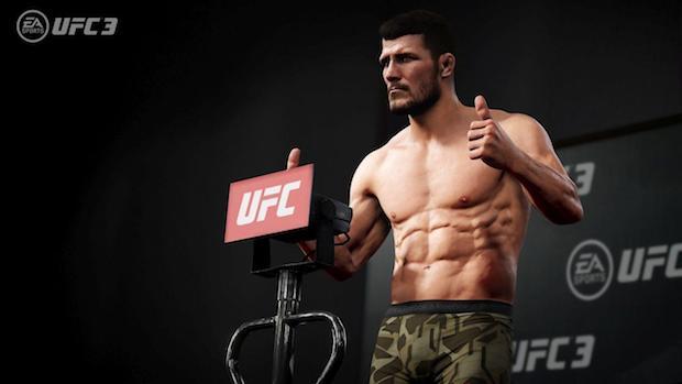 Risultati immagini per UFC 3 PS4