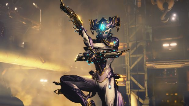 Warframe Mirage Prime Access