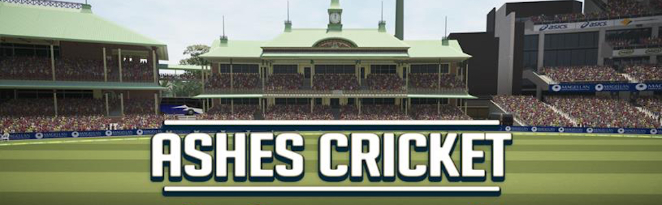 Ashes Cricket Review – Rough Around the Edges
