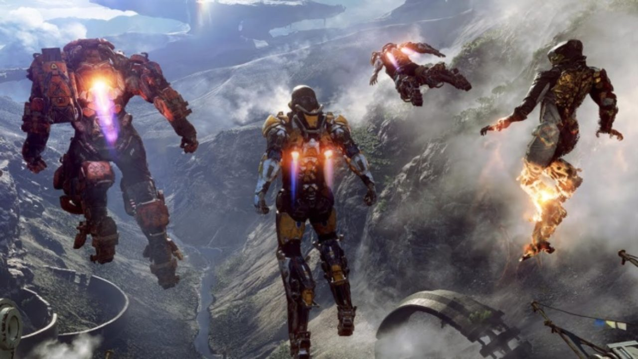 Anthem And Finding The Soul Of Looter Shooters