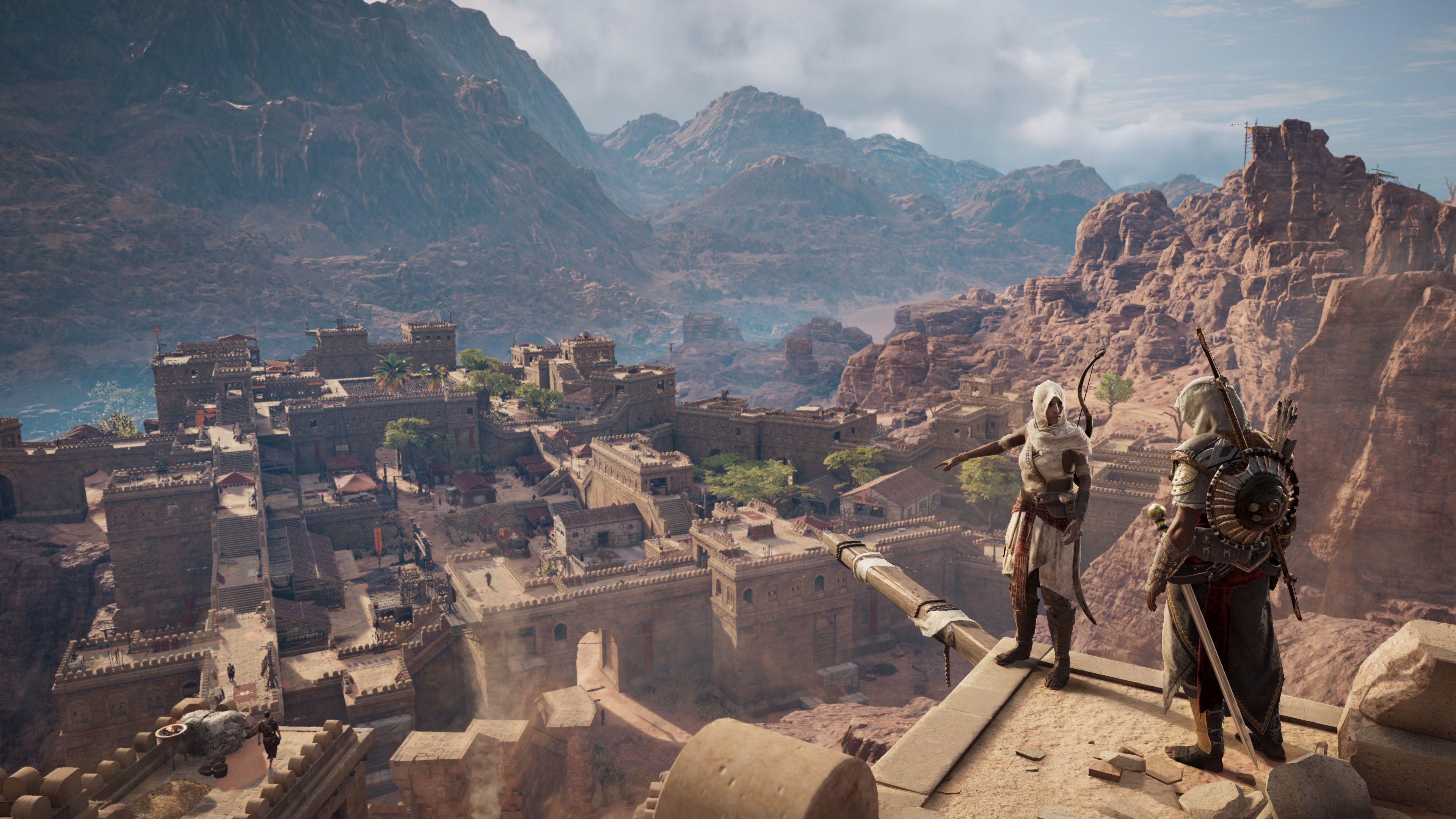 Assassin S Creed Origins The Hidden Ones Story Dlc New Info
