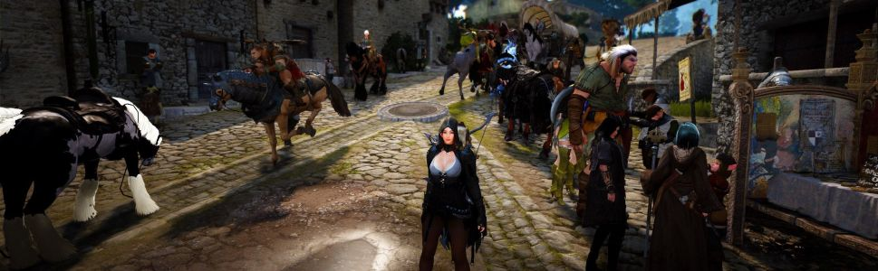 Black Desert Interview: Xbox One X Development and The Future