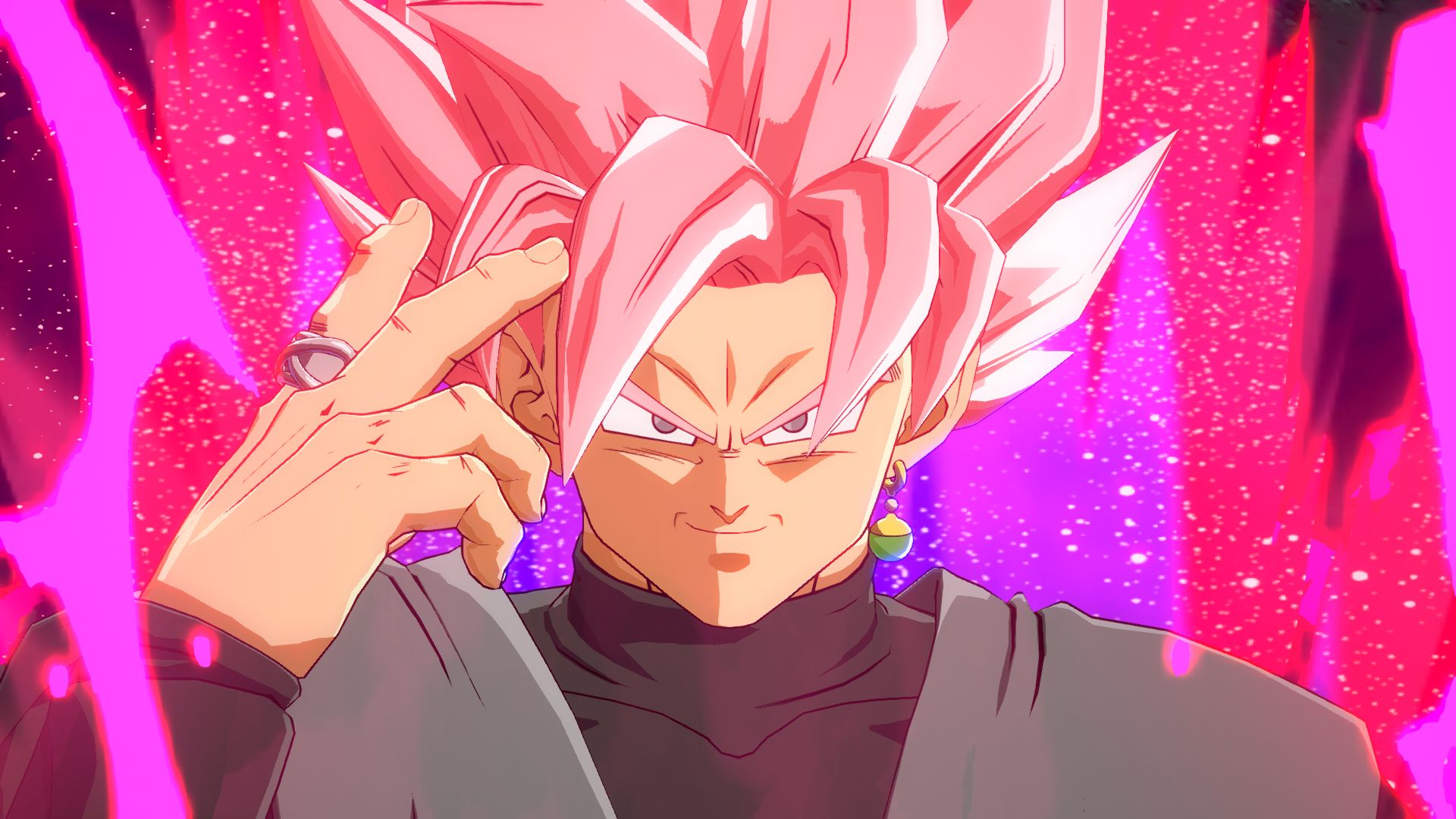 Dragon Ball FighterZ_Goku Black