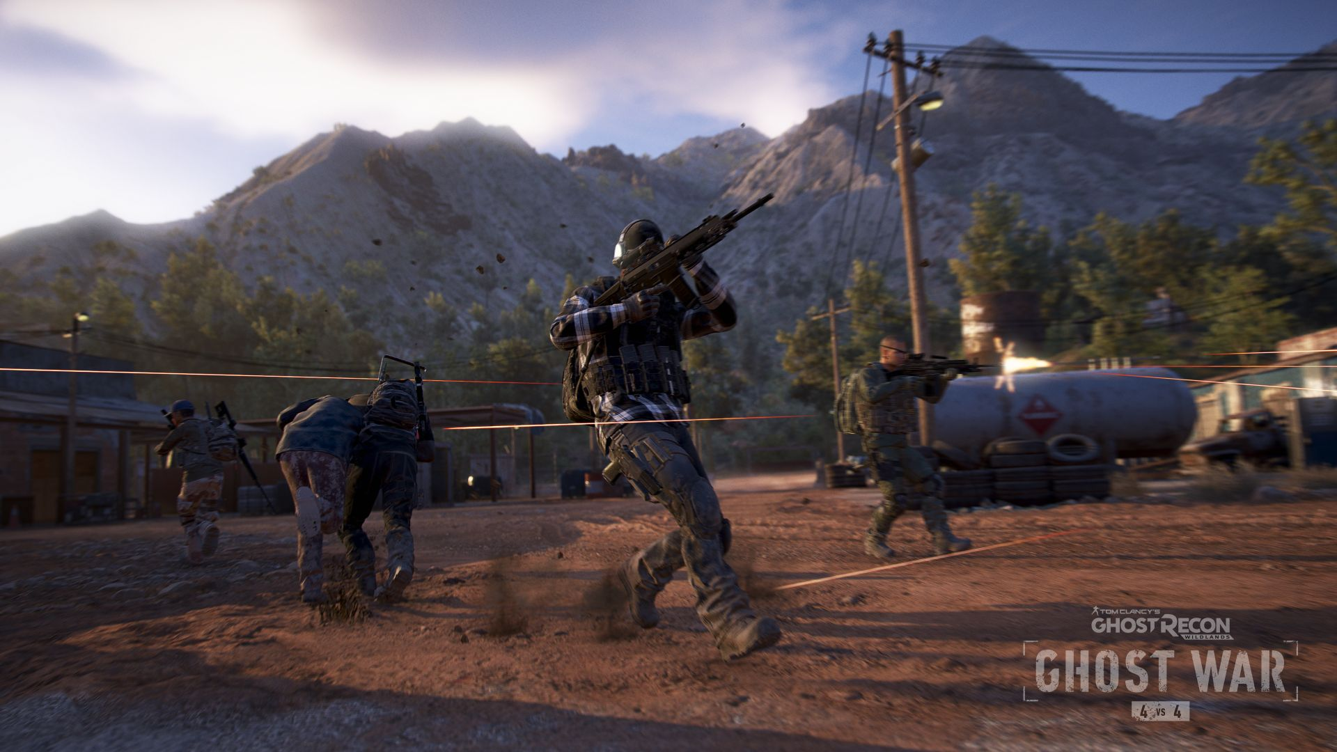 ghost recon wildlands new pvp mode releases on january 25th « video