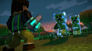 Minecraft Story Mode: Season Two Review – With a Little Help from My Friends