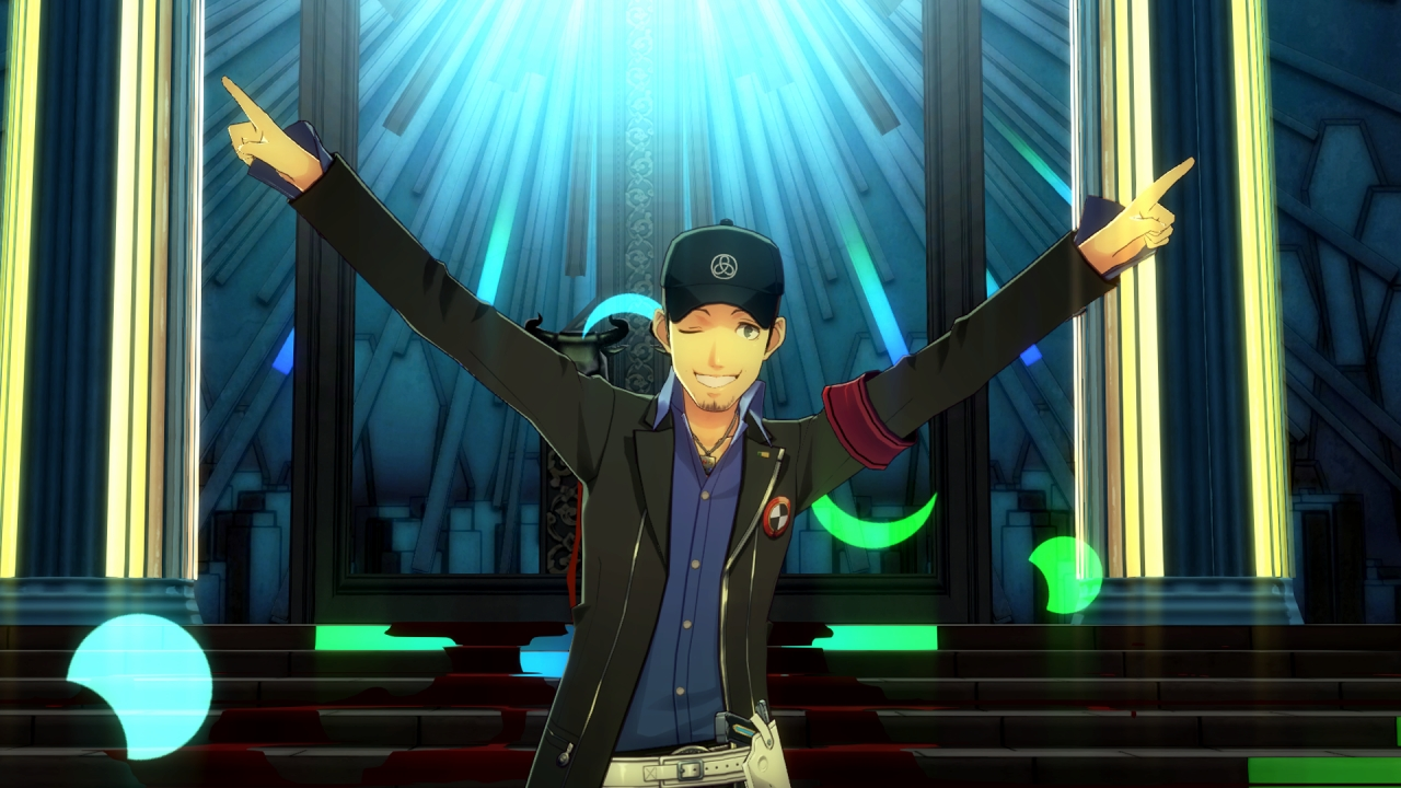 Dating junpei persona 3