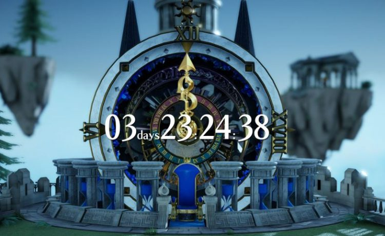 SEGA Countdown