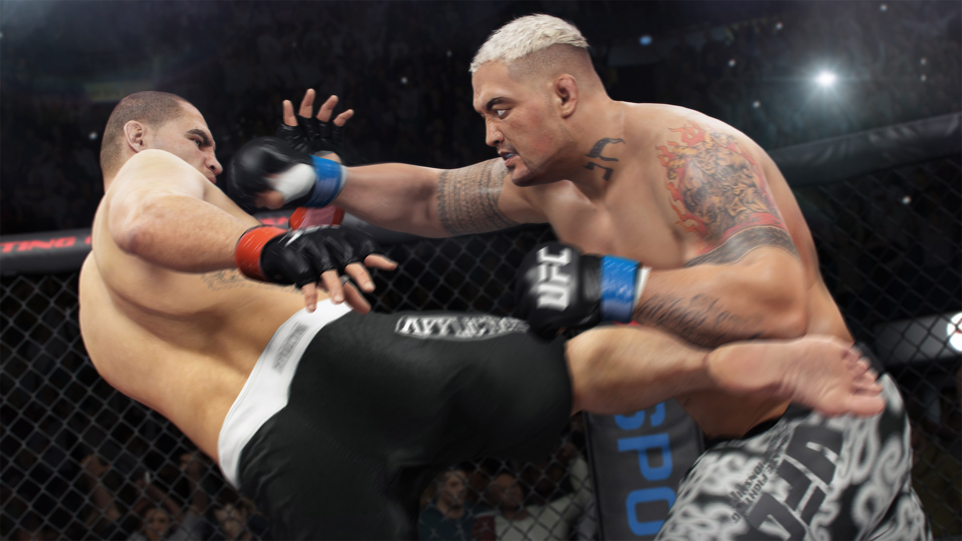 EA Sports UFC 3 Guide – Tips and Tricks, All Combos