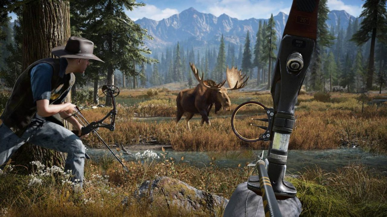 Far Cry 5 Review Open World Masterclass
