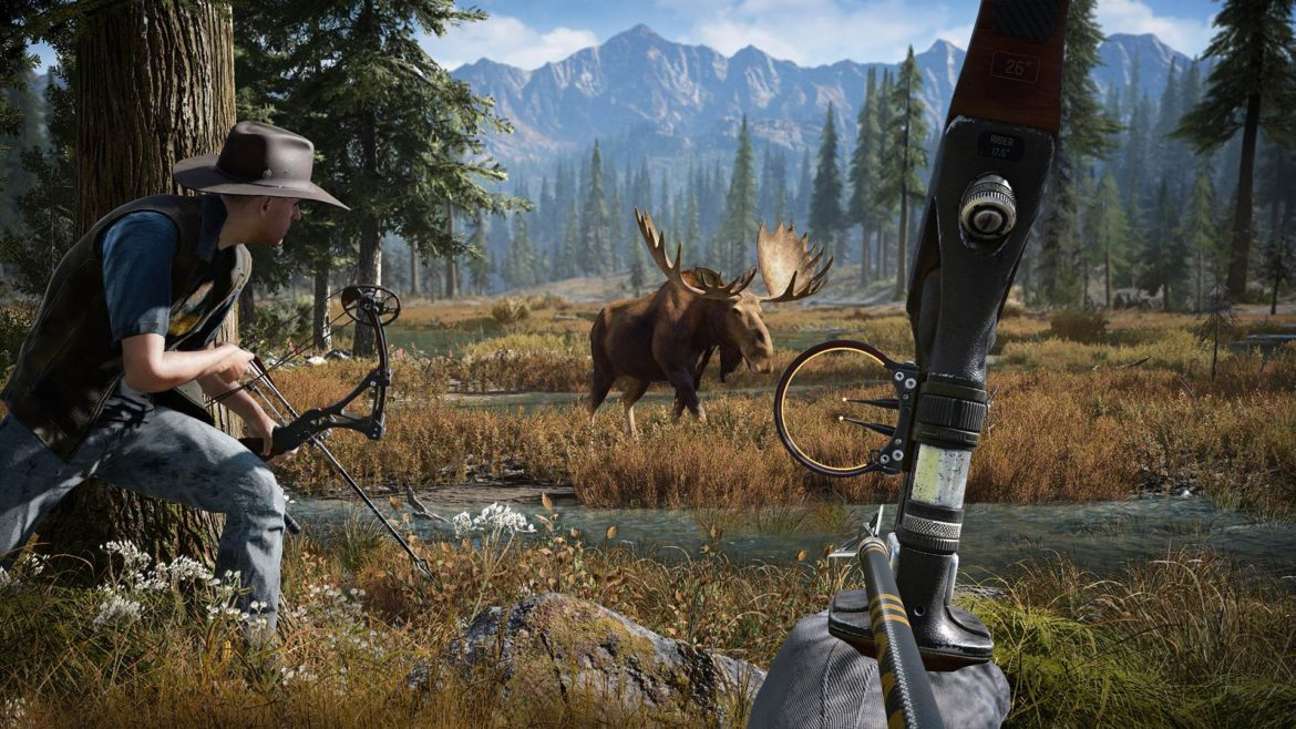 Far Cry 5 PS4 Pro vs Xbox One X Graphics Comparison Shows off An