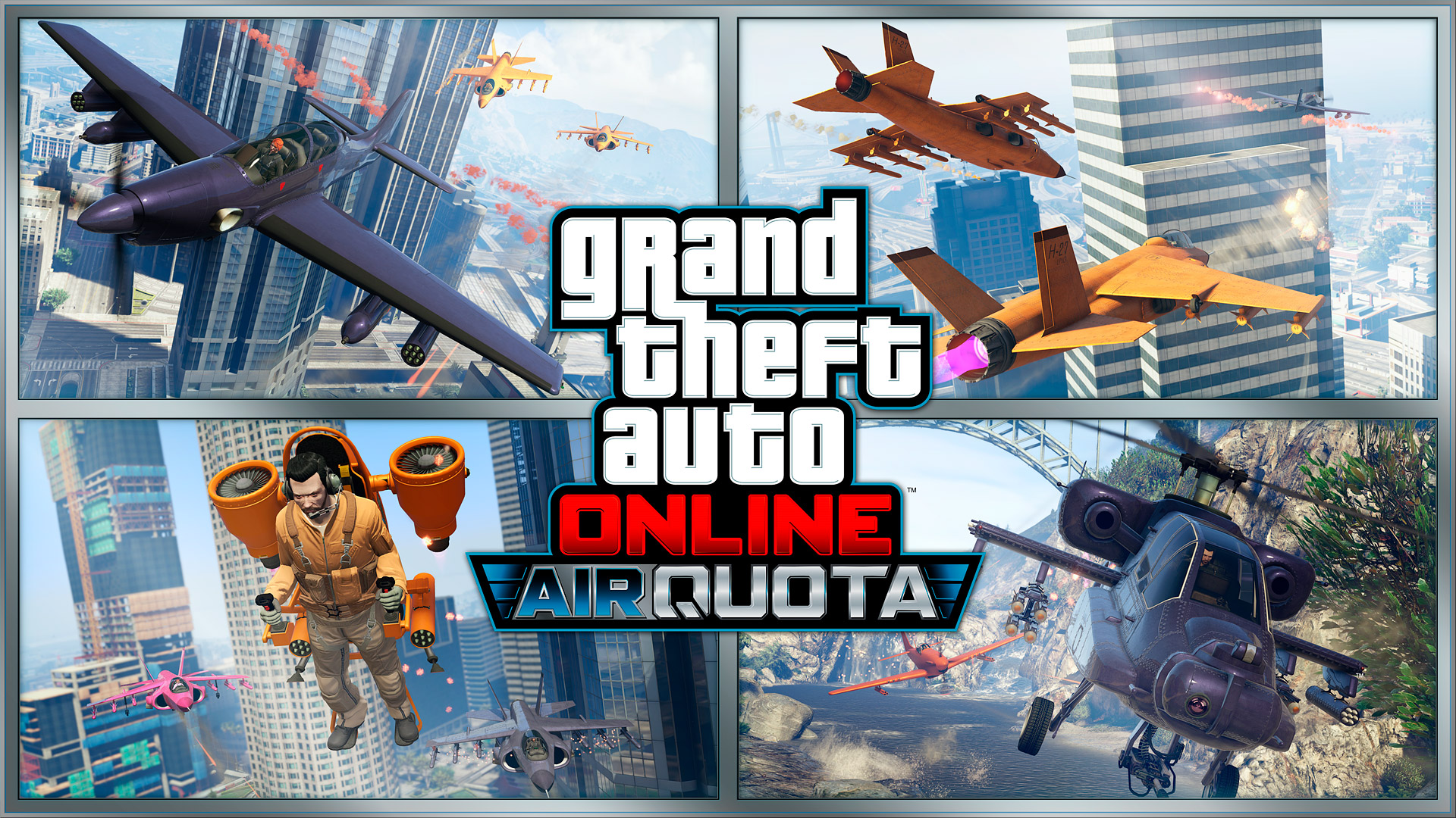 gta online air quota