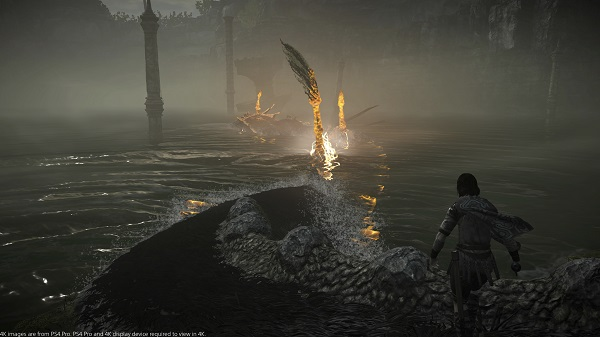 One Of The Best Parts Shadow Colossus Is Simplicity In Game Design