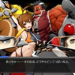 BlazBlue DLC characters and game modes