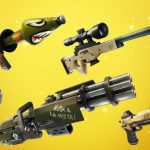 Fortnite: Battle Royale's Solid Gold Limited Time Mode Ends Today